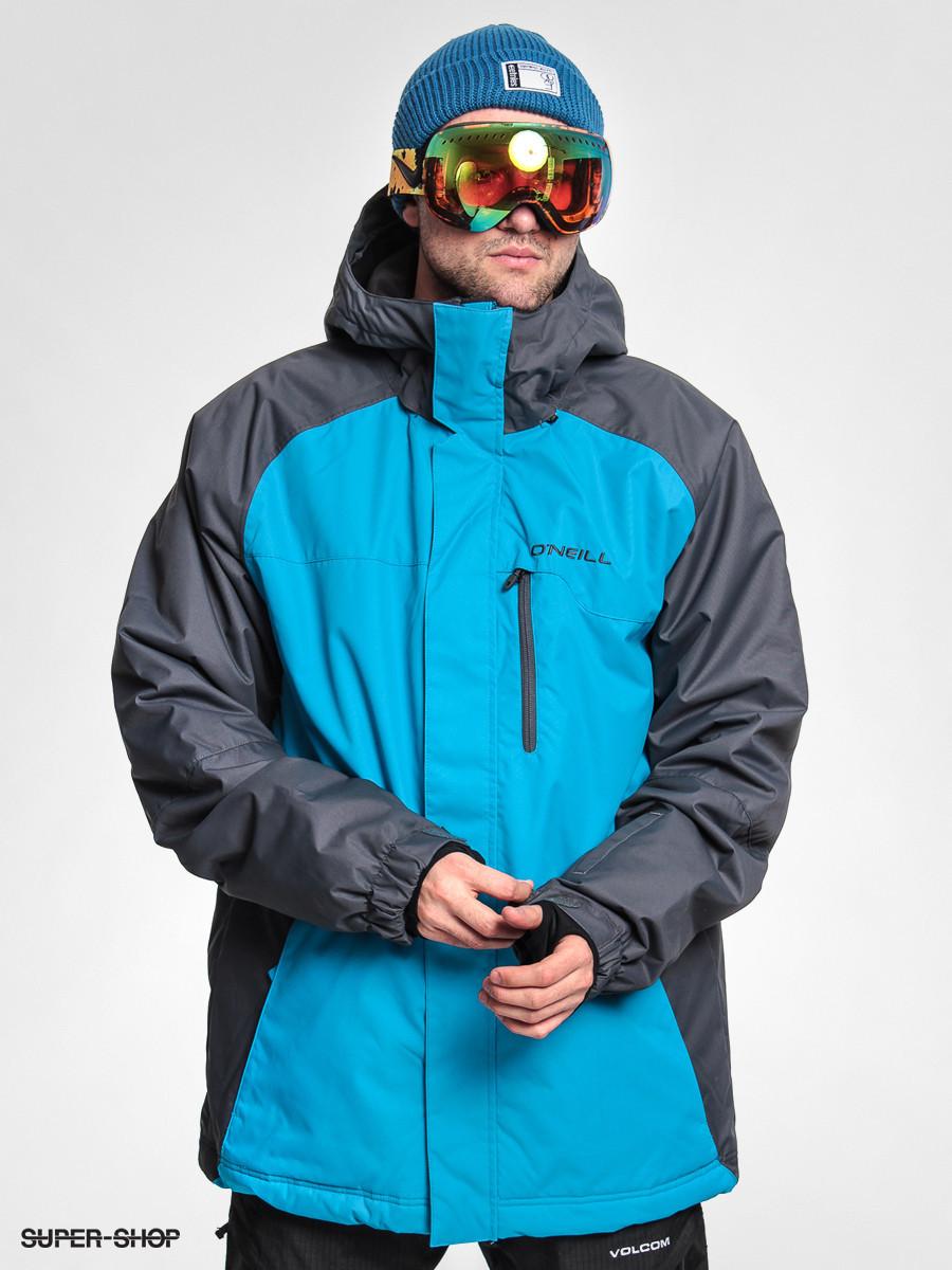 Мужская горнолыжная куртка O'Neill PM District размер -S | лыжная \ сноубордическая куртка