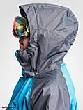 Мужская горнолыжная куртка O'Neill PM District размер -S | лыжная \ сноубордическая куртка, фото 3