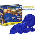 [ОПТ] Плед з довгими рукавами Snuggie Blanket. Плед-халат Snuggie Blanket, фото 6