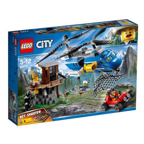 Конструктор LEGO 60173 City Арешт в горах 303 деталі (ЛЕГО СИТИ Арест в горах 60173)