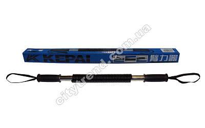 Эспандер силовой прут Power Twister Kepai (нагрузка 60 кг)