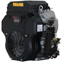 Двигун бензиновий 18.2 л. с. Loncin LC2V78F2 (83641)