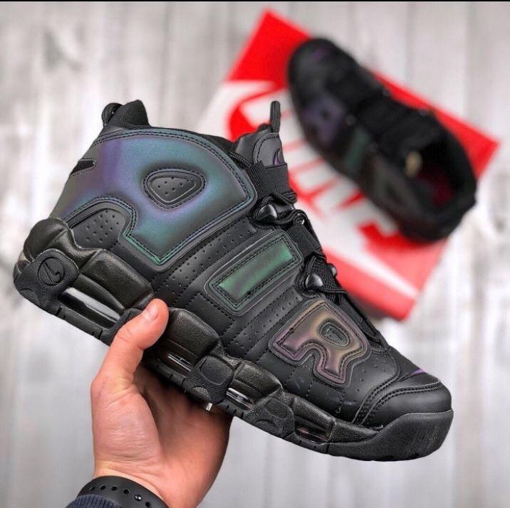 Кроссовки мужские Nike Uptempo / Supreme Uptempo