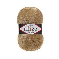 Фантазийная пряжа Alize RAINBOW (350 г/875 м, 15%-альпака, 15%-шерсть, 10%-полиэстер, 60%-акрил) 1069