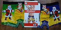 """Труси чоловічі, боксери""""Redoor"""" L-3XL Дід Мороз з Двіночками Art 3327"""