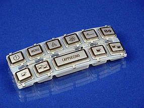 Кнопочная панель для кофемашины DELONGHI (5513218331)