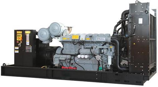 Трехфазный дизельный генератор Geko 800010ED-S/KEDA (711 кВт)
