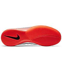 Футзалки Nike LunarGato II 580456-060 Белый 45.5 (29.5см), фото 3