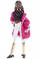 Кукла Барби коллекционная Пума Barbie Puma Doll, Dark-Haire Mattel (FJH70)