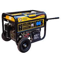 Электрогенератор бензиновый 7.5 кВт., электростартер Forte FG9000E (59706)