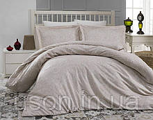 Комплект постельного белья сатин  Altinbasak  Easter beige