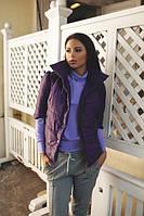 Куртка женская сиреневая АХ/-01302, фото 1