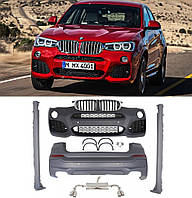 Тюнинг обвес BMW X4 F26 (14-18) стиль M Sport Package