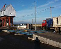 Весы автомобильные 8 метров 40 тонн ВА8-40, фото 1