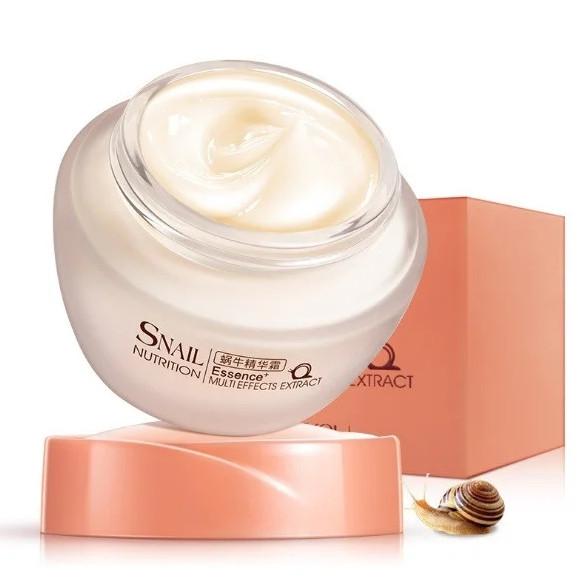 Крем для лица Laikou Snail Nutrition Cream, 50 ml