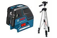 Нивелир лазерный Bosch GCL 25 + штатив BT 150