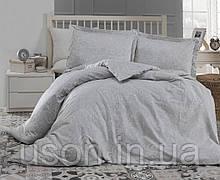 Комплект постельного белья сатин  Altinbasak  Easter gri