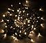 Гирлянда 100LED (ЧП) 9м Тёплый (RD-7129), Новогодняя бахрама, Светодиодная гирлянда, Уличная гирлянда, фото 7