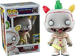 Фигурка Funko Pop Фанко Поп Американская история ужасов Клоун Твисти Twisty 10 см Serial AHS TY 243