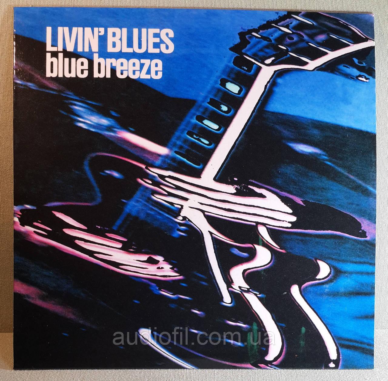 CD диск Livin' Blues - Blue Breeze, фото 1