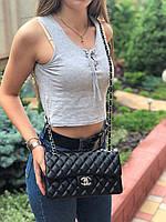 Женская сумка через плечо  Chanel 2.55 Шанель реплика