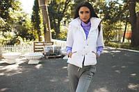 Куртка женская белая АХ/-01302, фото 1