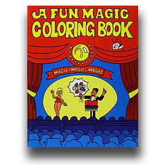 Реквізит для фокусів | Fun Magic Coloring Book