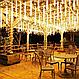 Гирлянда 100LED (ЧП) 9м Тёплый (RD-7129), Новогодняя бахрама, Светодиодная гирлянда, Уличная гирлянда, фото 5