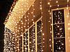 Гирлянда 300LED (СП) 25м Тёплый (RD-7146), Новогодняя бахрама, Светодиодная гирлянда, Уличная гирлянда, фото 4
