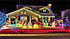 Гирлянда 300LED (ЧП) 25м Микс (RD-7133), Новогодняя бахрама, Светодиодная гирлянда, Уличная гирлянда, фото 4