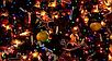Гірлянда 500LED (ПП) 32м Мікс (RD-7137), Новорічна бахрама, Світлодіодна гірлянда, Вулична гірлянда, фото 7