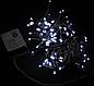 Гирлянда 100LED (ЧП) 9м Белый (RD-7128), Новогодняя бахрама, Светодиодная гирлянда, Уличная гирлянда, фото 6