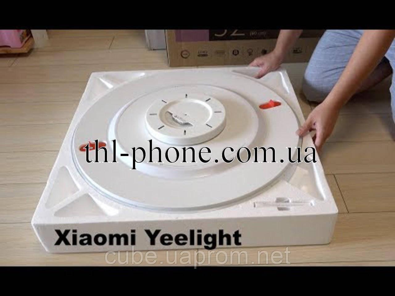 Xiaomi Jiaoyue 650 Yeelight LED Lamp YLXD02YL XD0022W0CN Потолочная лампа Светильник пульт