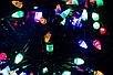 Гирлянда зерно 300LED 21м Микс (RD-7167), Новогодняя бахрама, Светодиодная гирлянда, Уличная гирлянда, фото 7