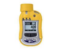 Газоанализатор двуокиси углерода (CO2) Персональный беспроводной ToxiRAE Pro CO2 (PGM-1850)