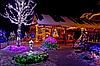 Гирлянда 100LED 10м (контрол.220V) (ЧП) Белый, Новогодняя бахрама, Светодиодная гирлянда, Уличная гирлянда, фото 5