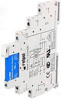 Интерфейсное реле PIR6W1PS24VDCO 24 Вольта транзистор