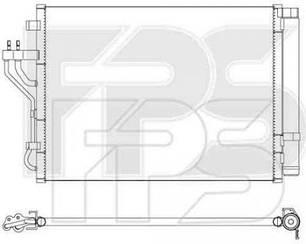 Радиатор кондиционера Киа Спортейж 10- (SL) / KIA SPORTAGE (2010-)