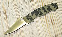 Нож Spyderco Para-Military 2, пиксель (реплика), фото 1
