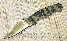 Нож Spyderco Para-Military 2, пиксель (реплика)