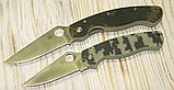 Нож Spyderco Para-Military 2, пиксель (реплика), фото 5
