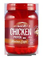 Аминокислоты Activlab Chicken Protein Amino Caps (240 капс)