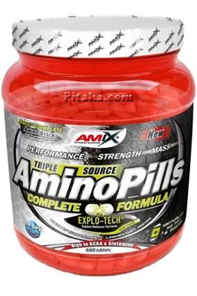 Аминокислоты AMIX Amino Pills (660 таб)
