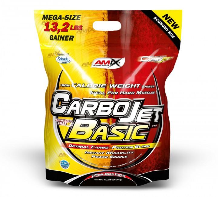 Гейнер AMIX Carbo Jet Basic (6 кг)