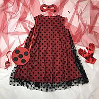 Платье ЛедиБаг на праздники