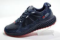 Повседневные мужские кроссовки Baas 2020, Dark Blue\Red