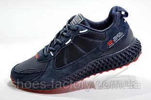 Повсякденні чоловічі кросівки Baas 2020, Dark Blue\Red