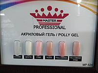 Новинка!Полигель 60 мл!!!!Полигель Polygel (акригель) Master Professional 60 ml для наращивания ногтей