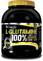 Глютамин BioTech 100% L-Glutamine (240 г)