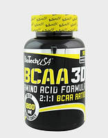 BCAA аминокислоты BioTech BCAA 3D (90 капс)